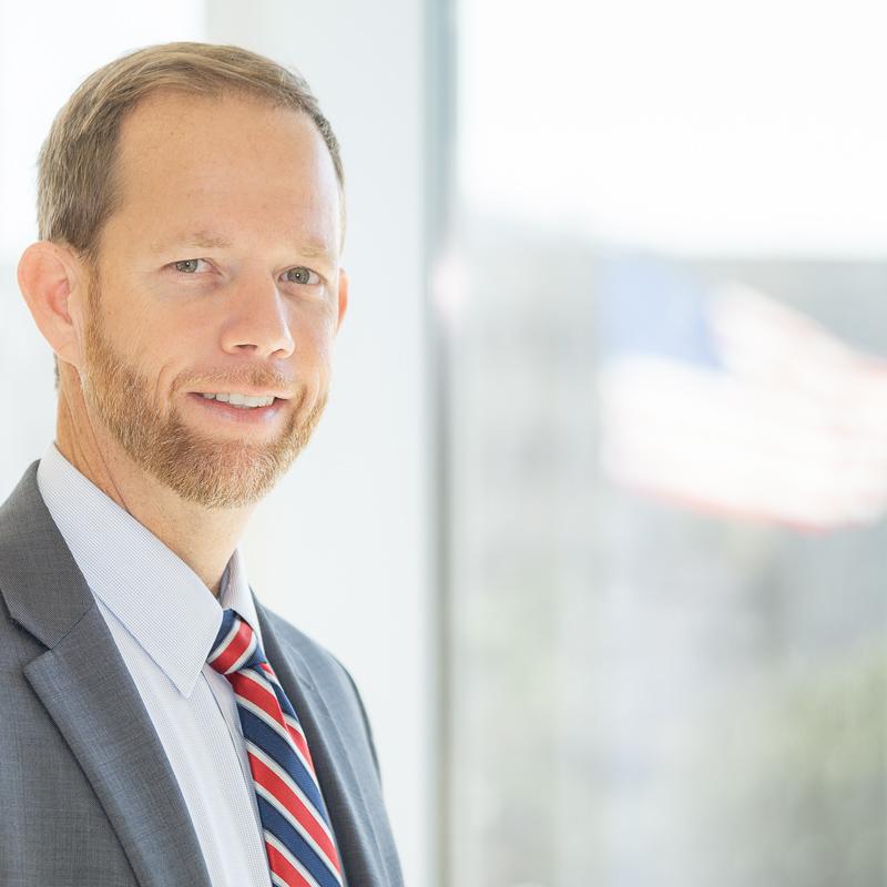 Attorney, Mark Jackson