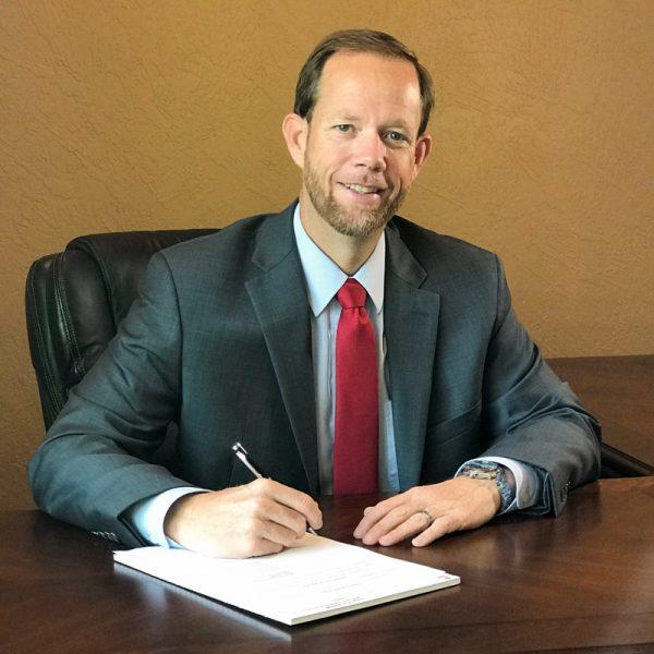 Attorney Mark Jackson